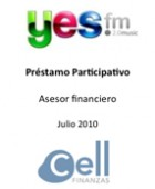 Yes.fm, Financiación ENISA