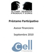 Alvaro Mendoza Productions, Financiación ENIS