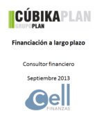 Cúbika Plan, Financiación a largo plazo