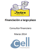 Intex, Financiación a largo plazo