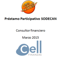 Little Smart Planet, Préstamo Participativo SODECAN