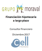 Grupo Moraval, Financiación hipotecaria a largo plazo.